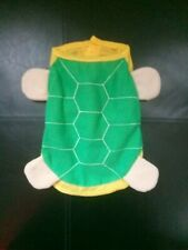 NEW DOG'S DRESSING UP OUTFIT, TURTLE STYLE, SIZE S.