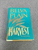 Harvest A Novel By Belva Plain F3A