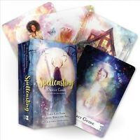Spellcasting Oracle Cards : A 48-card Deck and Guidebook, Cards by Peters, Fl...