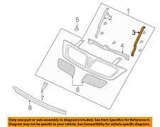 Pontiac GM OEM 01-05 Montana-Grille Assembly Side Reinforcement Left 10428345