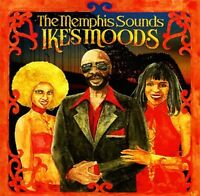 The Memphis Sounds Ike's Moods 10 track 2009 LP record album NEW! sealed!