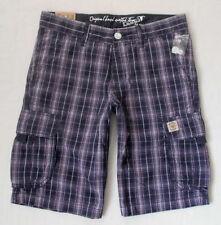 Hosengröße W30 Herren-Freizeitshorts aus Baumwolle