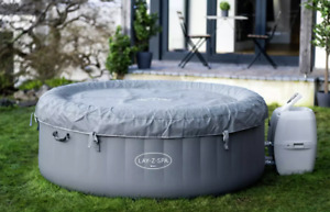 Lay Z Spa Bali 2-4 Person LED Hot Tub - BRAND NEW IN BOX - IN HAND