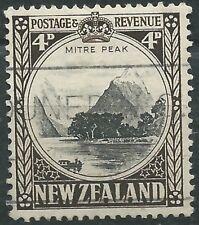 Nueva Zelanda Scott# 191 usado
