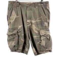 Hollister Surf Cargo Camouflage Shorts Size 32