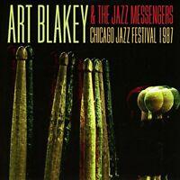 Art Blakey & The Jazz Messengers - Chicago Jazz Festival 1987 (2016)  2CD  NEW