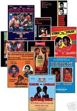 Middleweight grandi programmi coprono Trading Card Set