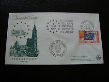 FRANCE - enveloppe 9/5/1967 yt service n° 30 (cy19) french