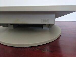 vintage IBM Monitor Stand