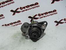 VOLKSWAGEN GOLF MK5 2004-2008 1.4 TSI PETROL STARTER MOTOR 02Z911023G - XBST0142