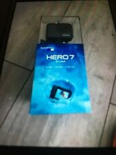 GoPro Hero7 Waterproof 10MP Video Camera with GPS - Silver