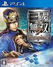 Dynasty Warriors 7 Empires - PS4 chinese version