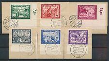 Briefmarken aus dem Deutschen Reich (bis 1945) mit Bauwerks-Motiv
