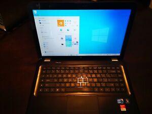HP Pavilion DV6 Laptop, i5 M430 cpu, 4gb, 500gb, webcam, wifi