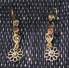 beautiful stones and decoration Very pretty earrings with