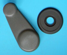 NEW! Window Crank Handle Kit Gray | Geo Metro Convertible Swift GT | Genuine OE
