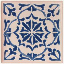 """Handbemalte spanische Fliesen """"Arco"""", 15 x 15 cm, aus Granada"""