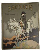 JOB - MONTORGUEIL (Georges). Napoléon. Paris : Boivin & Cie, [1921].