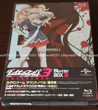 Danganronpa 3 The End of Hope's Peak High School Blu-ray Box 3 Limited Edition