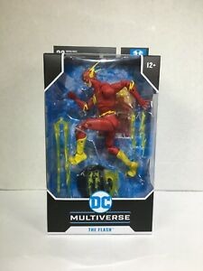 McFarlane Toys: DC Multiverse - The Flash (DC Rebirth) BRAND NEW