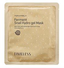 Tony Moly TONYMOLY Timeless Ferment Snail Hydro Gel Mask 25g x 3pcs US Seller