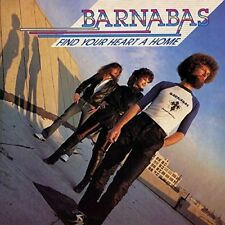 Find Your Heart A Home - Barnabas (2017, CD NEU)