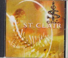 St.Clair - St.Clair (CD 1997) Intercord MTM Music München  !!!