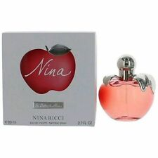 Nina by Nina Ricci Spray 2.7 / 2.8 oz Women edt perfume NEW IN BOX