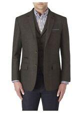 Completi e abiti sartoriali da uomo in lana verde