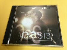 OASIS BLACK ON WHITE LIVE TOUR 1995 ORIGINAL CD RARE BOX LIMITED