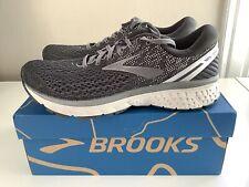 NEW Brooks Ghost 11 Men's Running Shoes - Gray - Sz 8