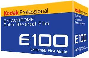 KODAK EKTACHROME E100 135/36 Diafilm 1 FILM  MHD  07/2022 NEU! NEUI! NEU!
