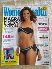 BRAZIL WOMEN'S HEALTH Magazine Cover NINA KELLER NOVEMBER 2011 VG