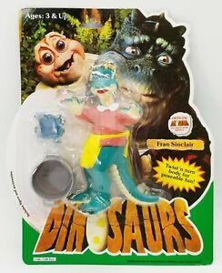 Dinosaurs TV Show Fran Sinclair Action Figure Twist 'n Turn Body Hasbro 7182 NEW