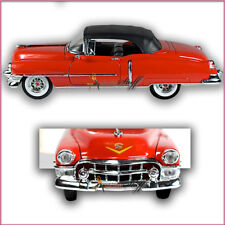 Welly 1953 Cadillac Eldorado Hard Top Red 1:24 Scale Diecast UNBOXED