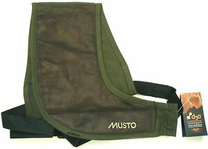 Musto Recoil Reducing Shield - D30 Shoulder Harness And Pad Shooting