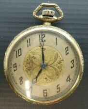 Pocket Watch Antique Gold Filled