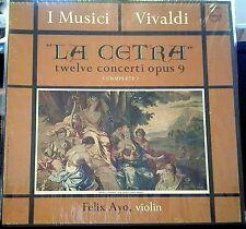 Vivaldi/Ayo   La Cetra  3 lps  Philips