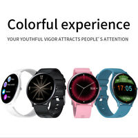 QW13 Smart Watch Heart Rate Blood Pressure Monitor Multiple Sports Pedometer