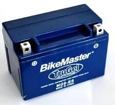 New Bike Master TruGel Battery MG9-BS True Gel 2 Year Wrnty YTX9-BS 780546 MG9