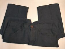 Highly Collectable Vintage 80'S Levi'S Retro Pants Dacron Poly Waist 38 - 29 In