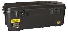 Heavy Duty Extra Large Storage Trunk Box Locker Case Container Organizer Black
