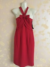 Dsquered2 Little Red Dress Cocktail BN Size 40/8UK NEW