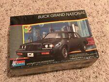 19861987 Buick Grand National Model Car Kit NEW Sealed Monogram 1/24 2765 1988