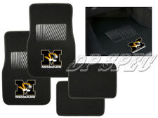 MU UNIVERSITY OF MISSOURI TIGERS NCAA 4PC CARPET FLOOR MATS FOR TOYOTA