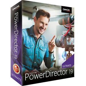 CyberLink PowerDirector Ultimate v19 ✅ (X64) ✅ PRE-ACTIVATED MULTILINGUAL 🔥