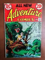 Adventure Comics #427 (1973) 6.0 FN DC Key Issue Comic Book Bronze Age High Grad