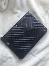 Authentic Chanel Medium O Case Pouch Clutch