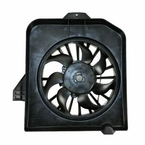 AC A/C Condenser Cooling Fan Right RH Passenger for Plymouth Chrysler Dodge
