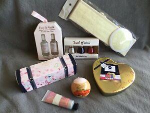 Large Bundle Of Womens Toiletries - Bath Body Cosmetics - All New